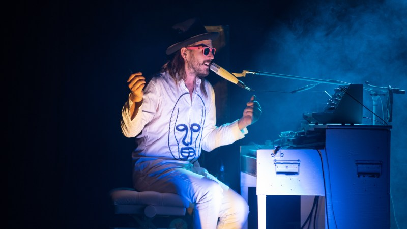 Marco Benevento Throws One Hell Of an Album Release Party at Cohoes Music Hall