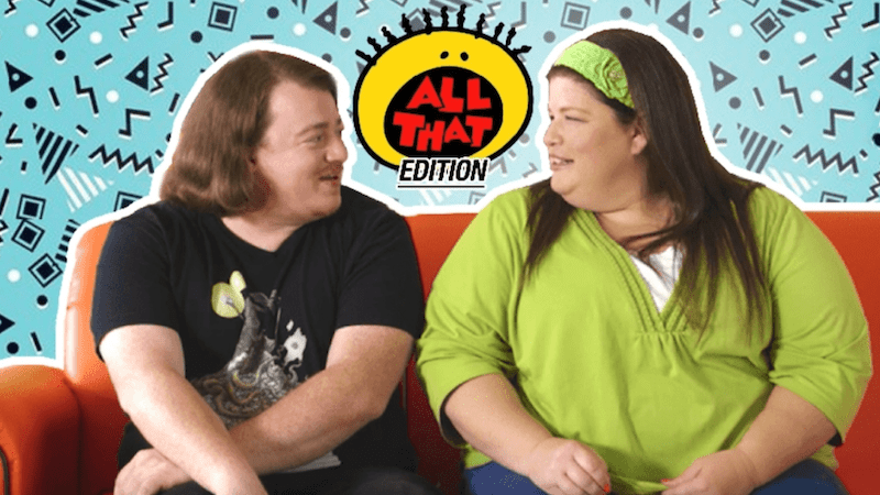 90's Kids Rejoice: 'All That' Cast Members To Go On Tour