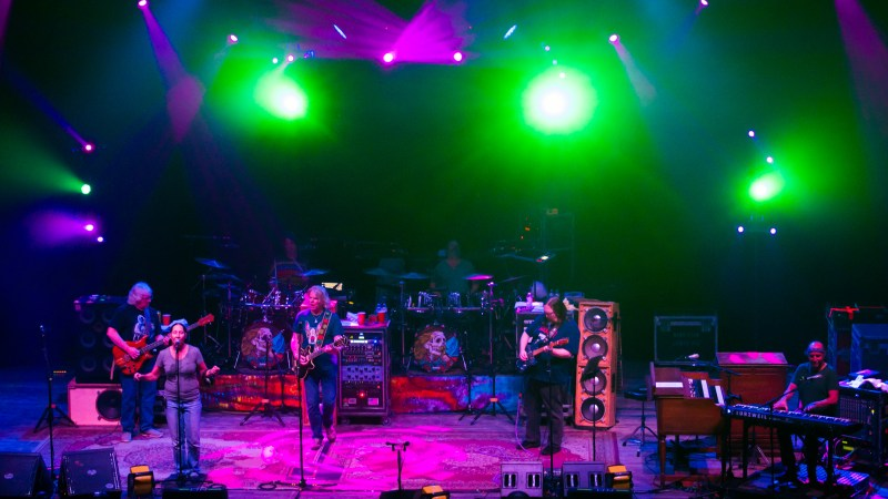 Dark Star Orchestra Sells Out State Theatre in Portland, ME