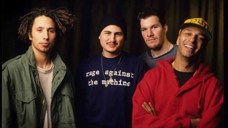 Rage Against The Machine Announces Reunion Dates