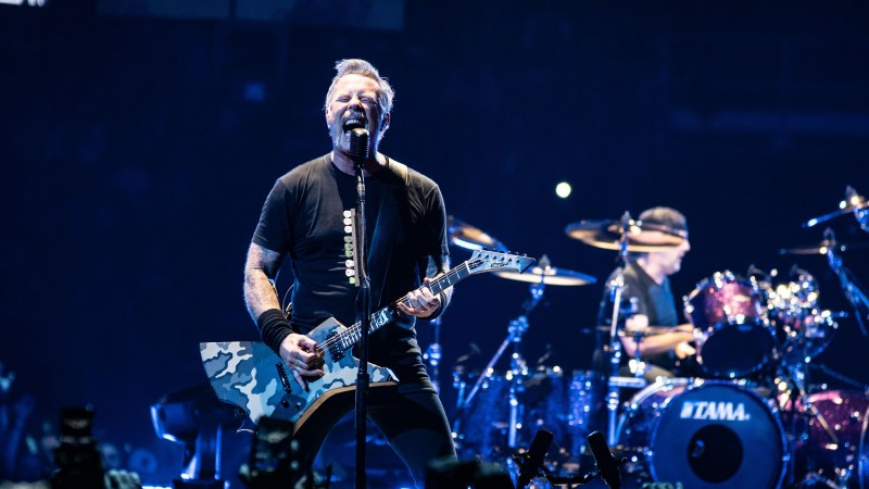 Metallica Donates Up To $100,000 For California Wildfire Relief