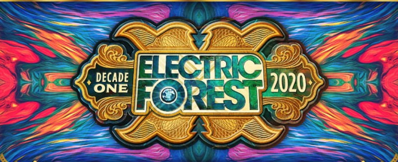 Electric Forest Shares 2020 Lineup