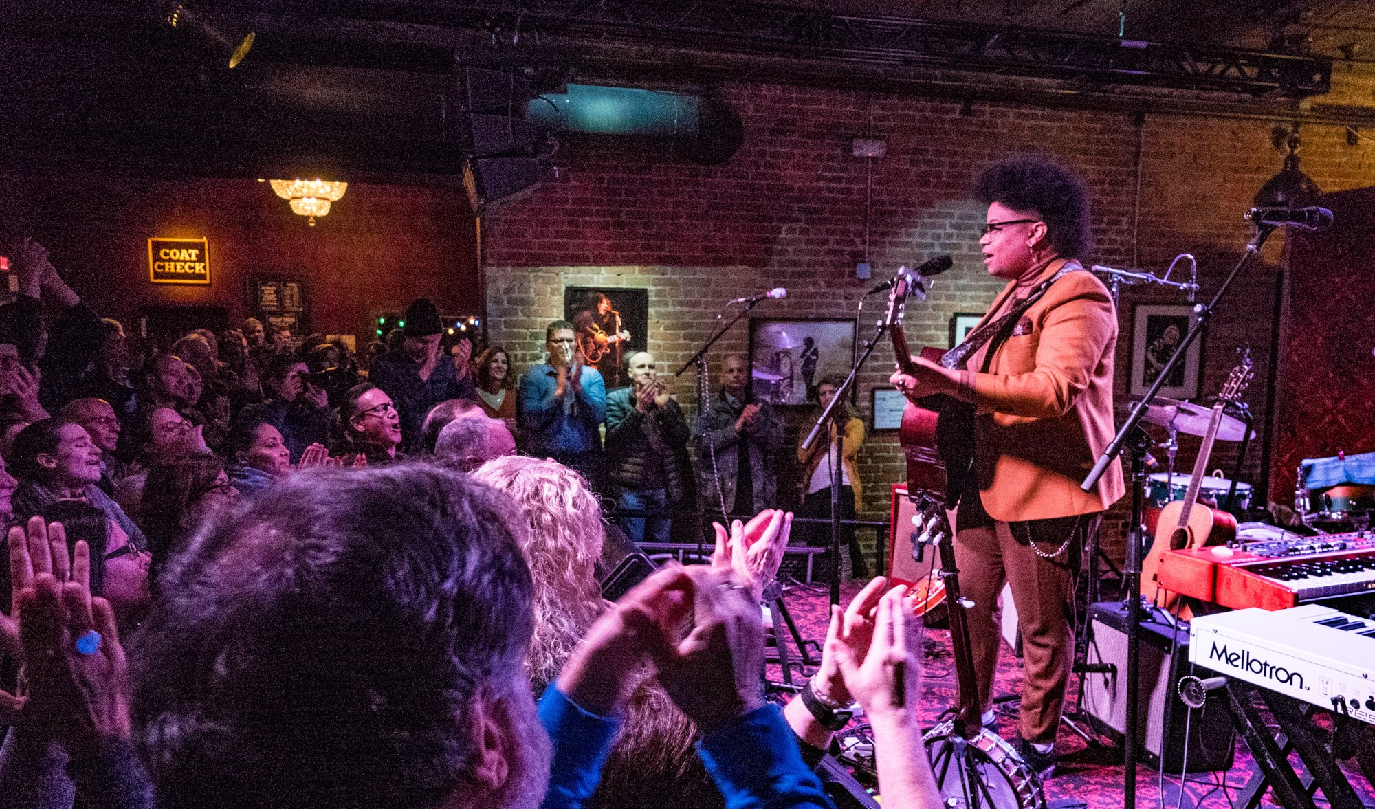 GALLERY: Amythyst Kiah Rocks Garcia's in Port Chester, NY