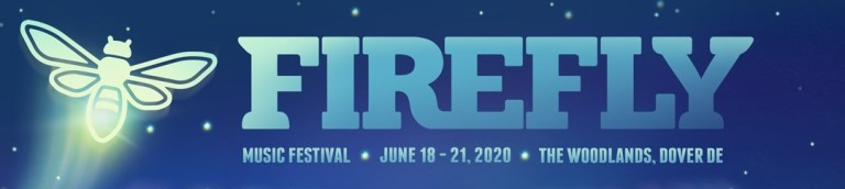 FireFly Announces 2020 Festival Lineup