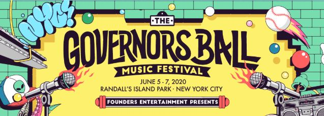 The Governors Ball Announces 2020 Festival Lineup