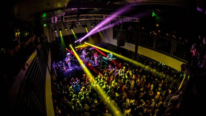 Somewhere On the Mountain: Twiddle's 3-Night Frisco Run On Pace to Sell Out