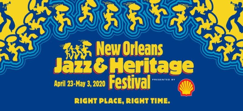 New Orleans Jazz & Heritage Festival Shares 2020 Lineup