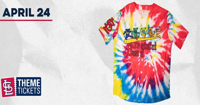 St. Louis Cardinals Reveals Details For Grateful Dead Night 2020