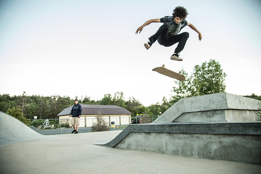 A New Study Claims That Skateboarding Improves Mental Health
