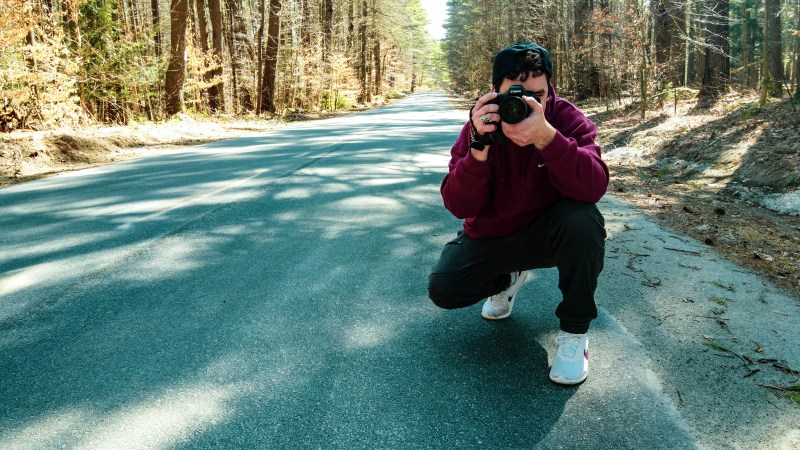 Behind the Lens with Vinny Otto