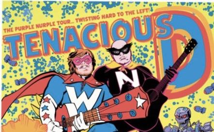"""Tenacious D Announce """"The Purple Nurple' Tour"""