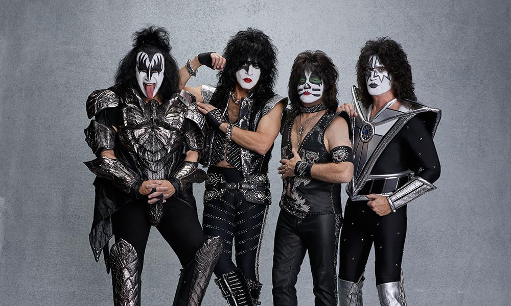 Kiss Announces Rescheduled 2021 Summer Tour Dates with David Lee Roth