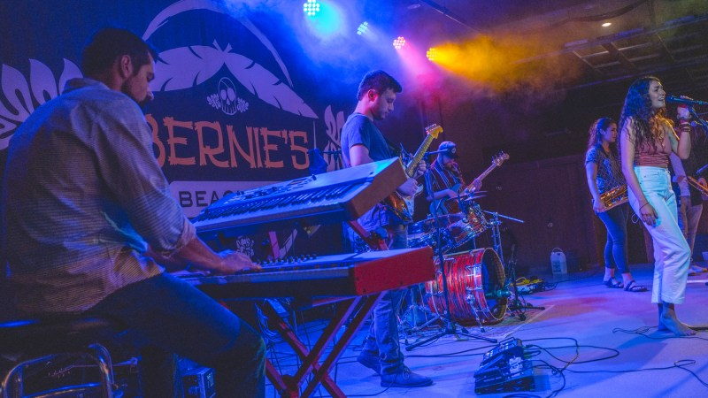 RECAP: Soulation at Bernie's Beach Bar in Hampton, NH