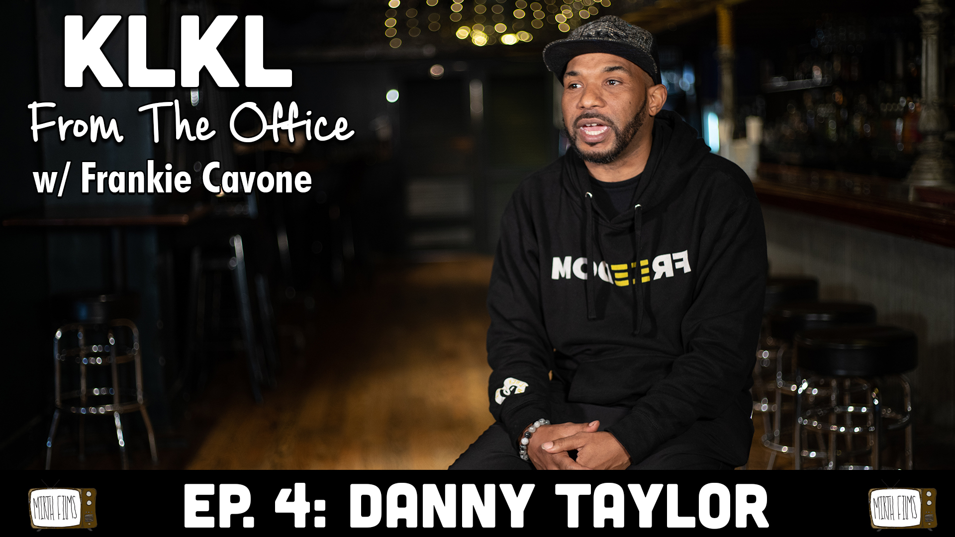 Danny Taylor | From The Office EP. 4 with Frankie Cavone