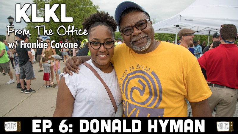 Donald Hyman | From The Office EP. 6 with Frankie Cavone