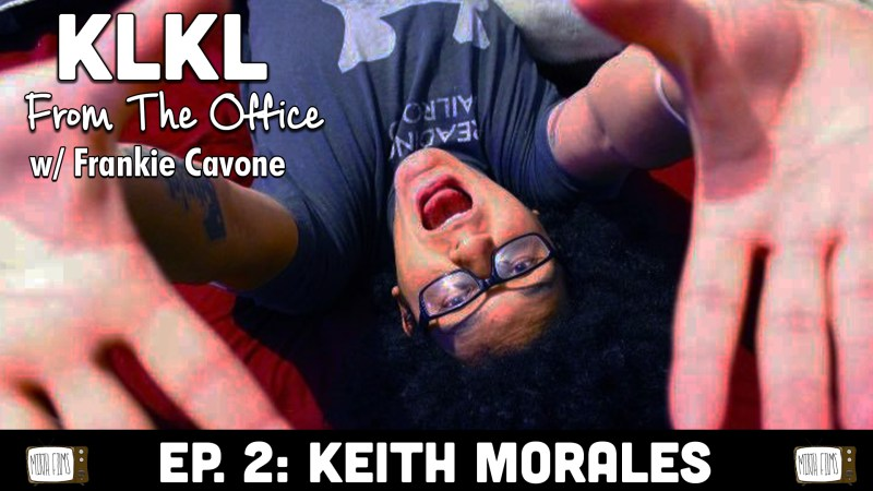 Keith Morales | From The Office EP. 2 with Frankie Cavone