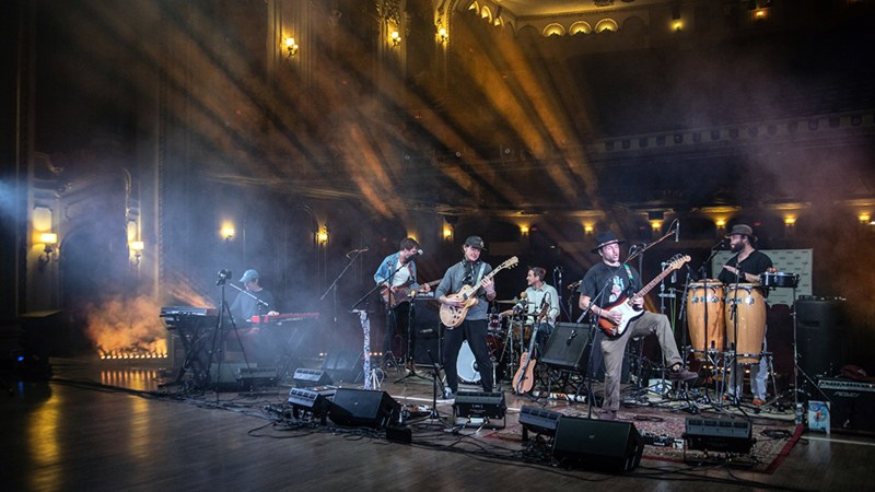 Annie in the Water Set To Play Palace Theatre's 'Palace Sessions' February 10th