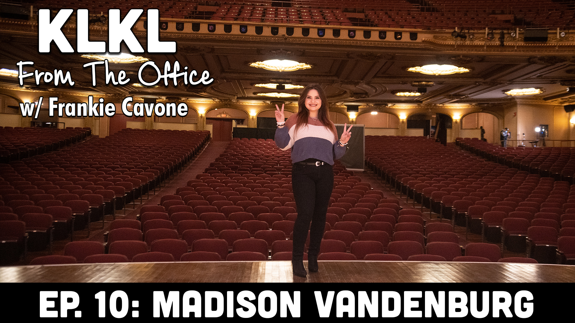 Madison VanDenburg | From The Office EP. 10 with Frankie Cavone