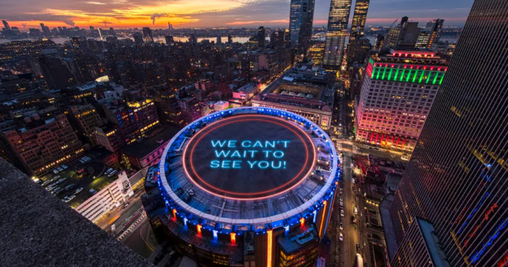 Madison Square Garden Shares COVID-19 Protocol and Announces October Concert Date