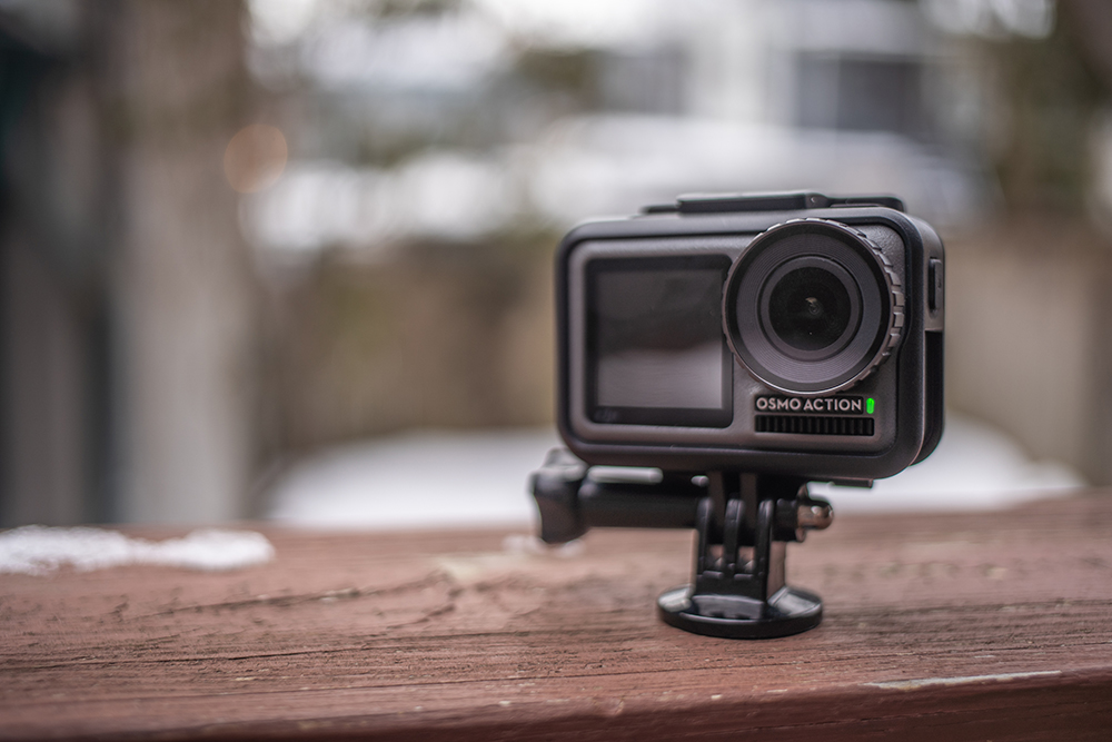 VIDEO: DJI Osmo Action | Best Action Camera in 2021