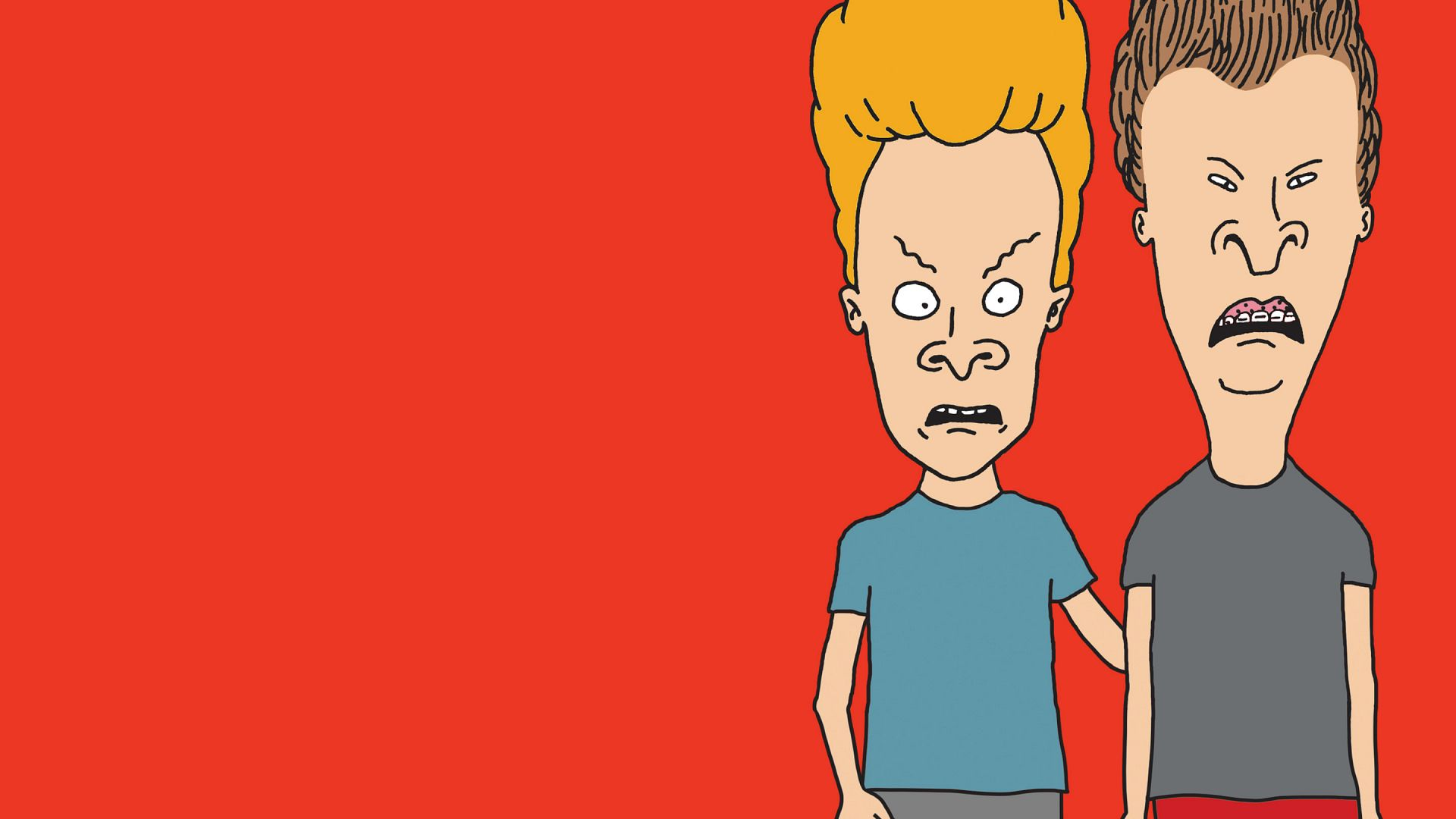 Beavis and Butt-Head Share That A New Movie Is Coming Via a Zoom Call