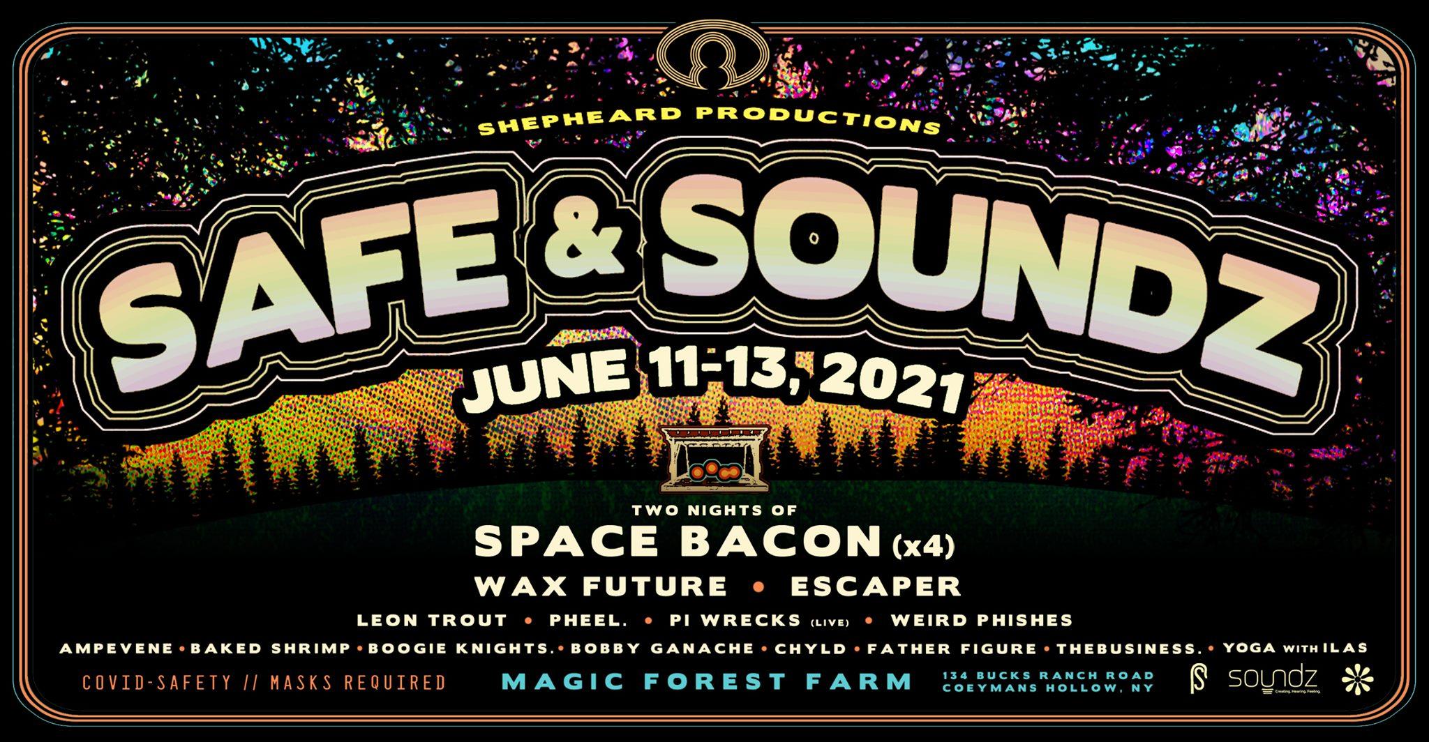 Safe & Soundz Festival Announces June Festival Dates and Lineup