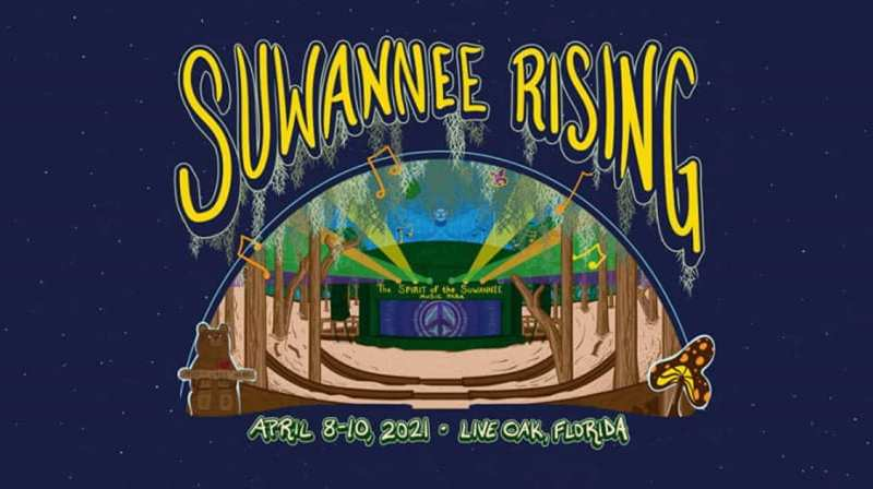 Suwannee Rising Announces 2021 Festival Lineup and Dates