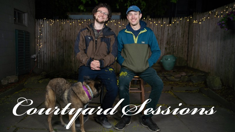 VIDEO: Courtyard Sessions EP. 1 | Matt Richards & Jeff Picarazzi