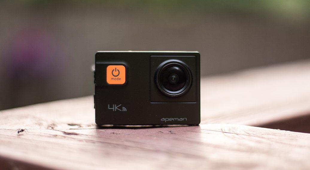 REVIEW: Apeman A87 4K Action Camera
