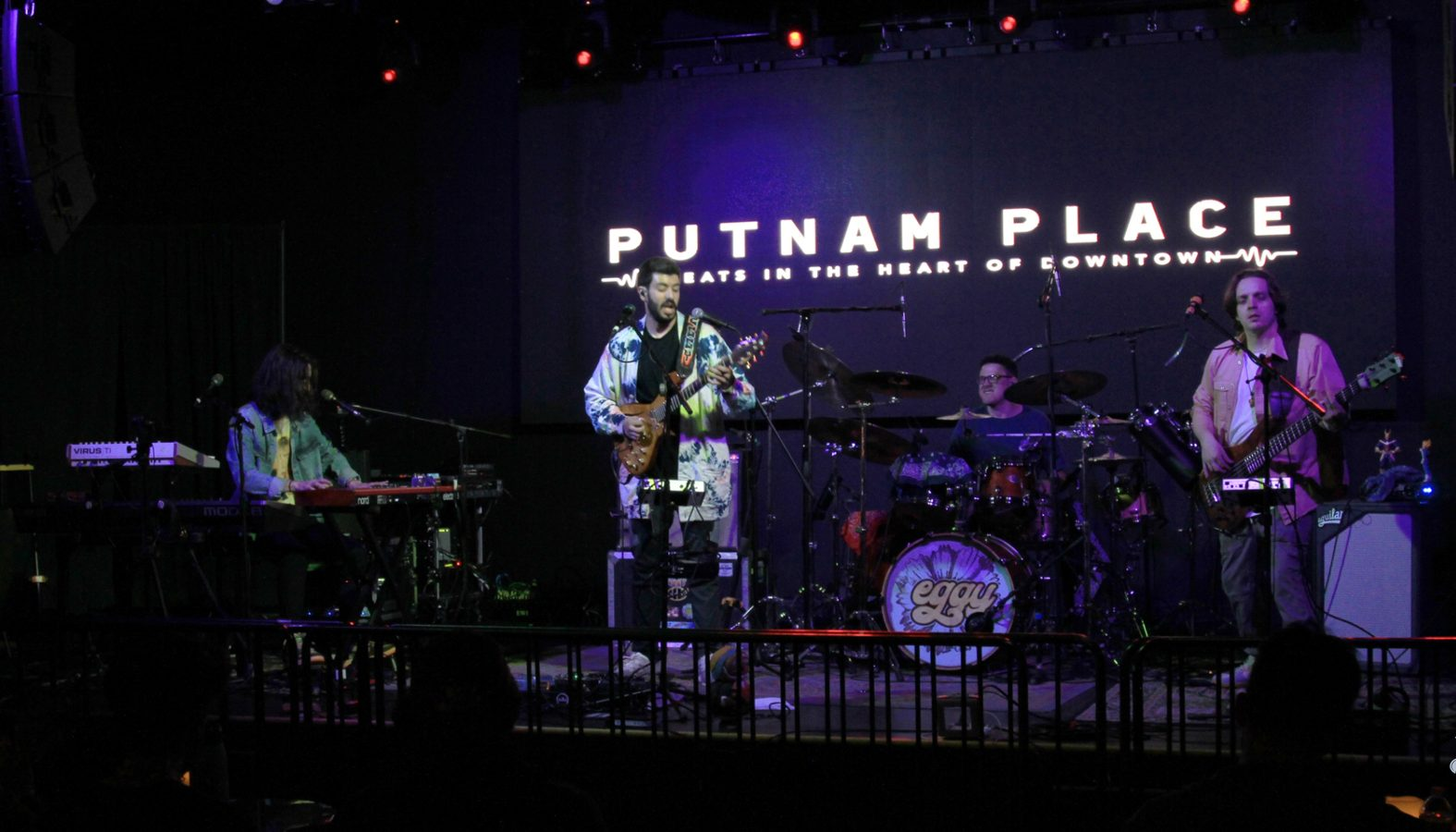 Eggy Excellent in Sold-Out Return to New York at Putnam Place in Saratoga Springs NY