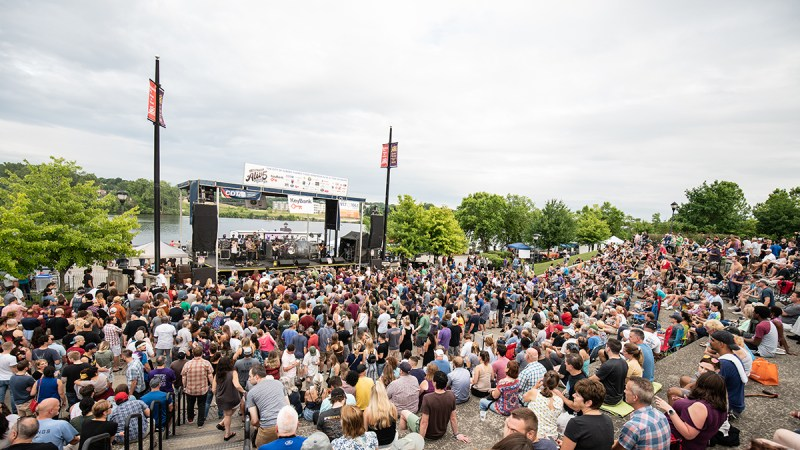 Albany, NY's Alive at Five Concert Series Returns June 30th To Jennings Landing