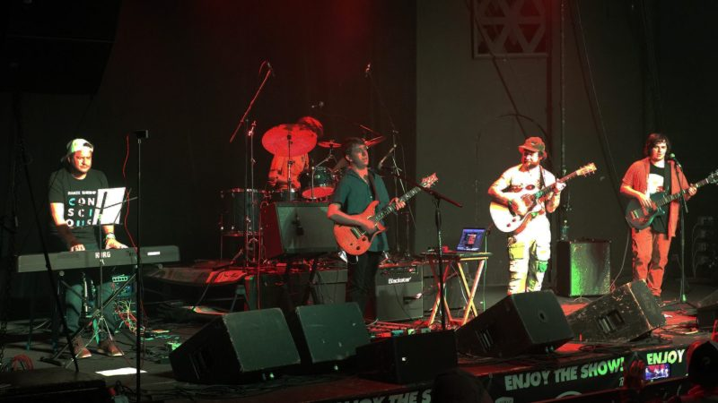 Baked Shrimp Kick Off Summer Tour with Sit-Ins from Twiddle/Aqueous Members