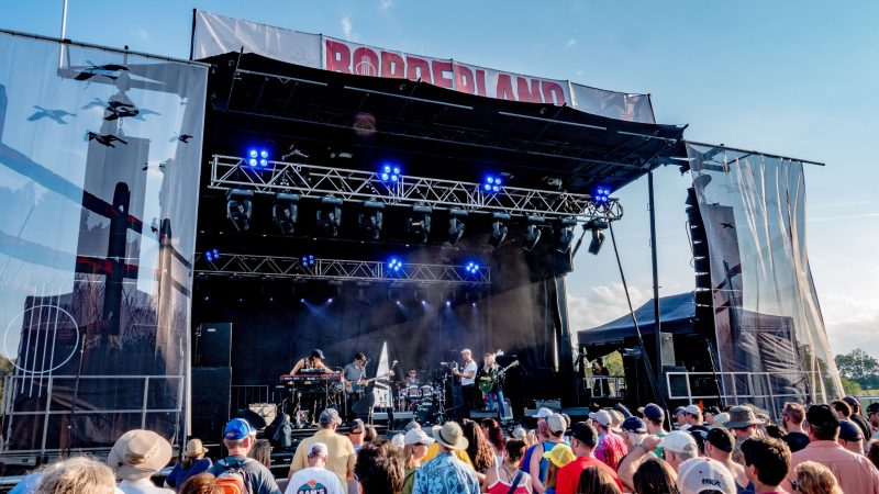 Borderland Festival 2021 lineup to include Jason Isbell, The Revivalists and more