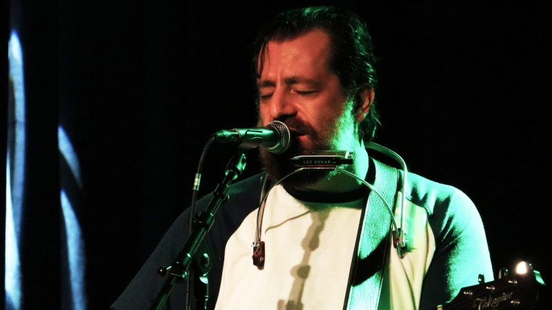 Sean Rowe Revisits Roots With Intimate Performance At Lark Hall in Albany, NY