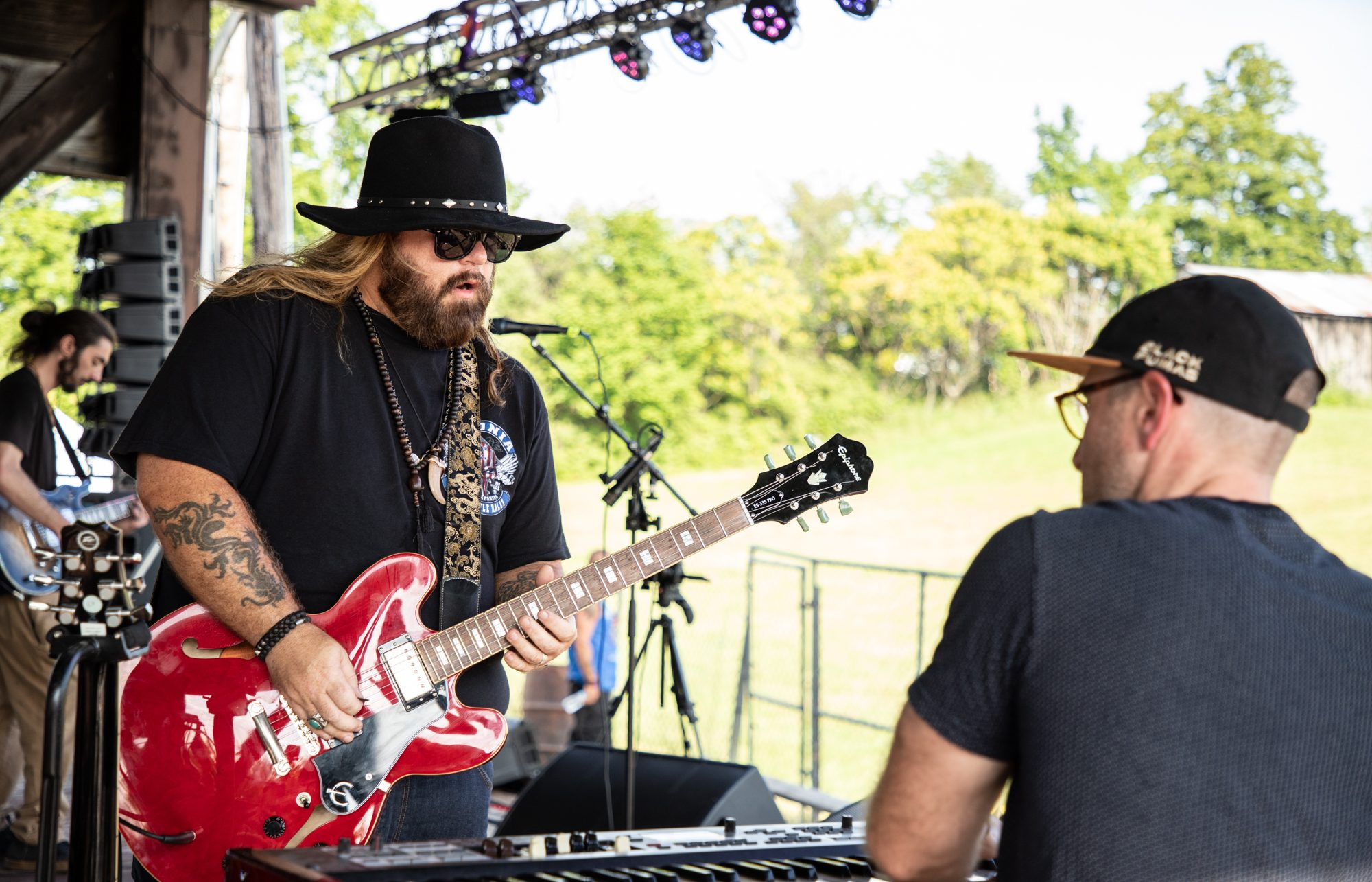 GALLERY: Sly Fox and the Hustlers at Harley Rendezvous 2021