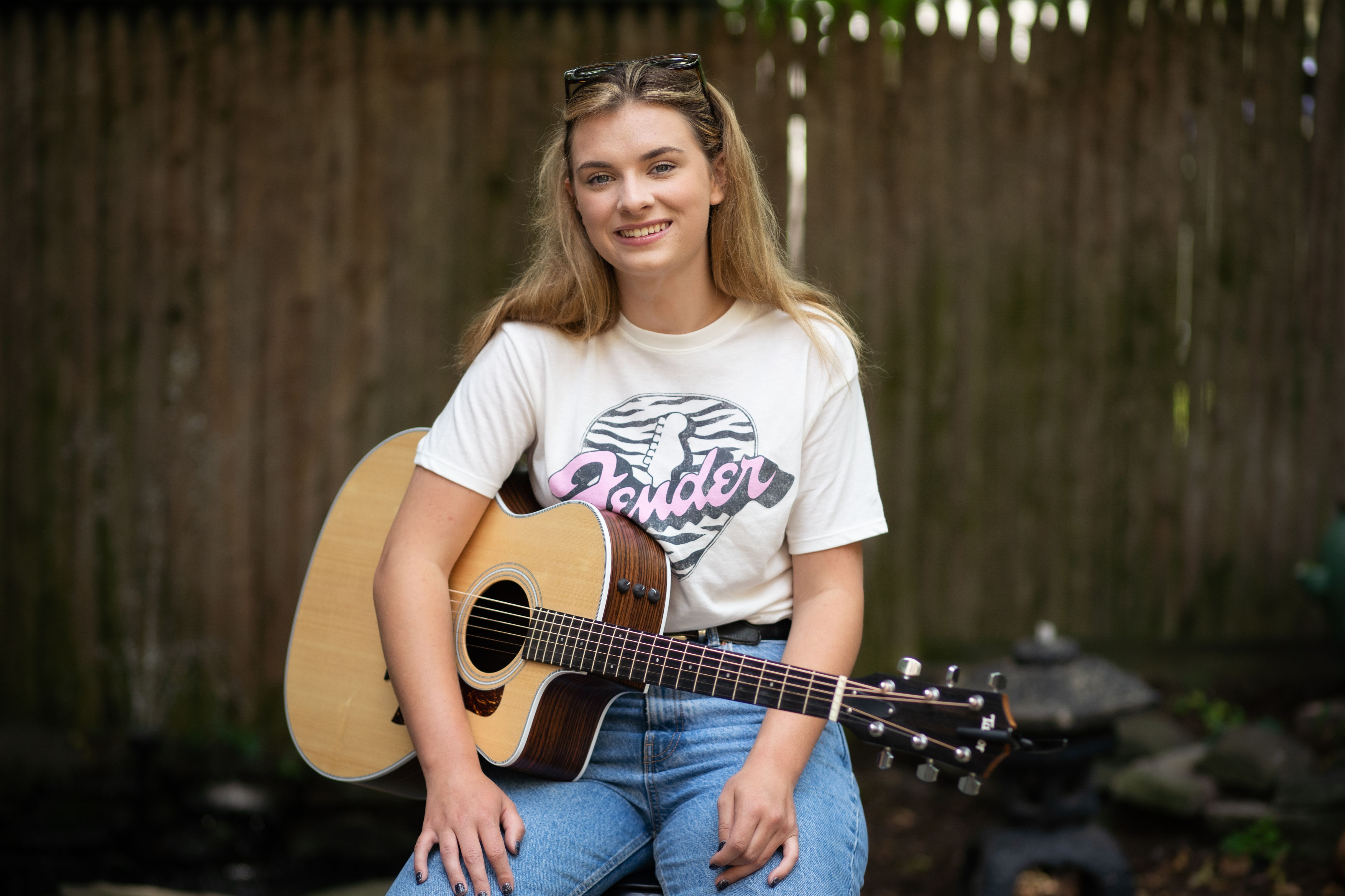 VIDEO: Courtyard Sessions EP. 7 | Sydney Worthley