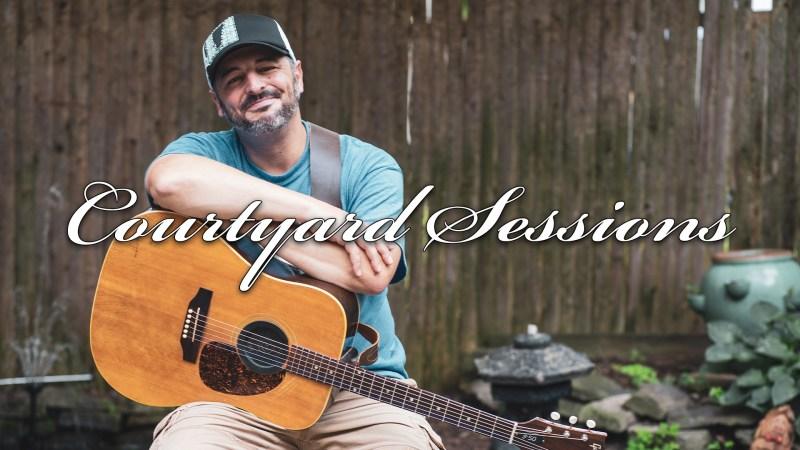 VIDEO: Courtyard Sessions EP. 8 | Josh Casano