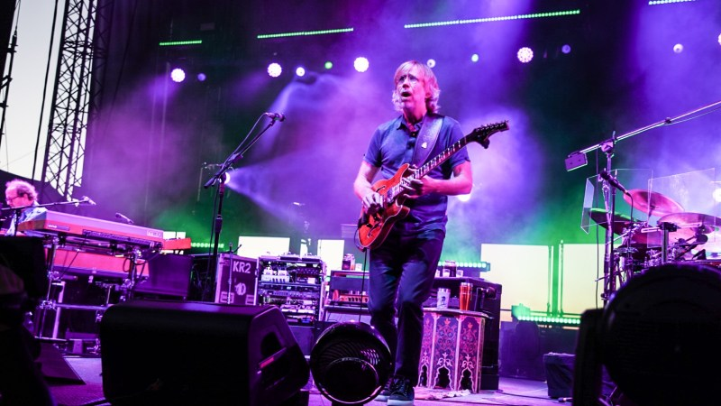 """Phish Delivers Bust Outs and an Exploratory """"Camel Walk"""" at The Gorge Amphitheater"""