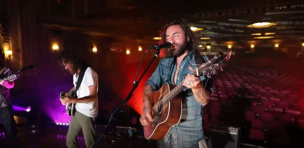 """VIDEO: Blind Owl Band Performs """"Hit Em' High"""" at the Palace Theatre in Albany, NY"""