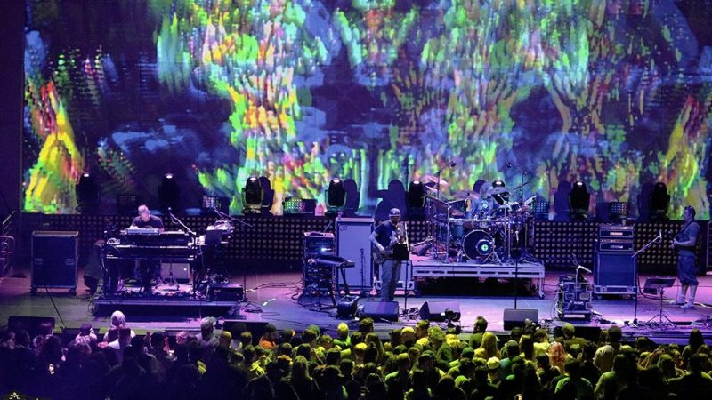 Concert Fans Rejoice as Brooklyn Comes Alive in 2021