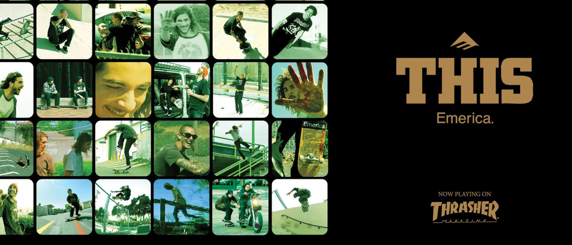 Emerica Releases New Skateboarding Video Focused Around Figgy and Colin Provost