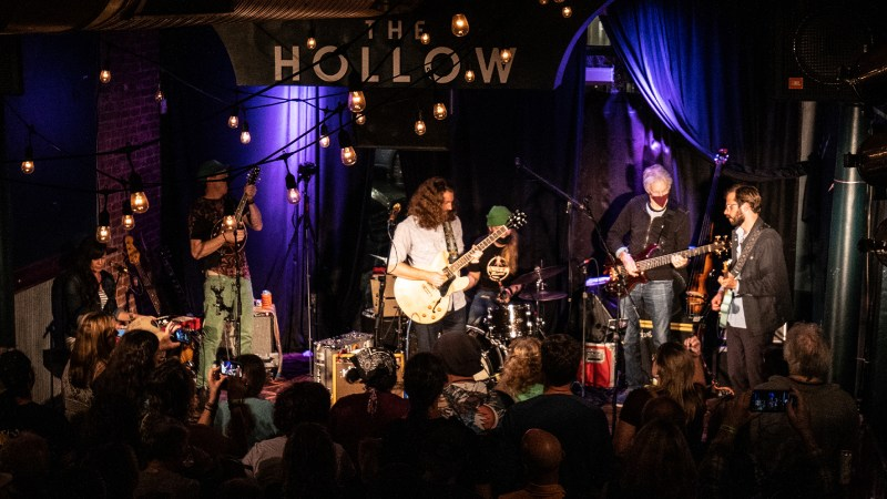 VIDEO: Phil Lesh Sits In With Midnight North at The Hollow in Albany, NY