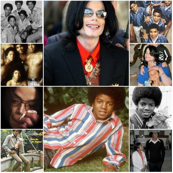 Heartbreak Hotel: Scattering Stars Like Dust - Michael Jackson
