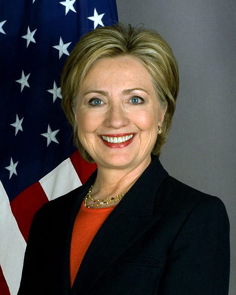 Hillary Rodham Clinton, U.S. Secretary of State