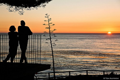 Weekly Writing Challenge: Mapping A Journey Of Love... Esalen