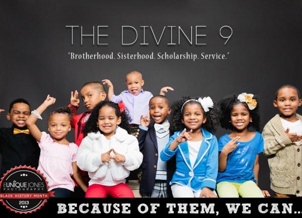 Black History Month: Eunique Jones Transforms Children Into Historic Icons