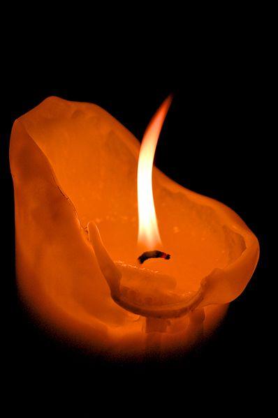 Reflections: The Holy Longing... Candela