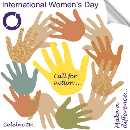 International Women's Day: End Violence Against Women