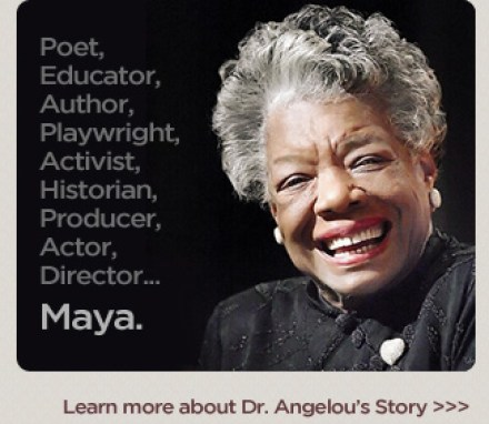 Gratitude: Remembering Maya Angelou