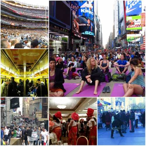 Weekly Photo Challenge: Humanity - great gatherings